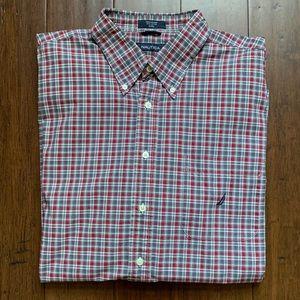 Men's Nautica Button Up Shirt